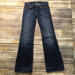 7 For All Mankind FAM Dojo Jeans
